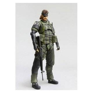 Metal Gear Solid Peace Walker Play Arts Kai Action Figure Snake Jungle