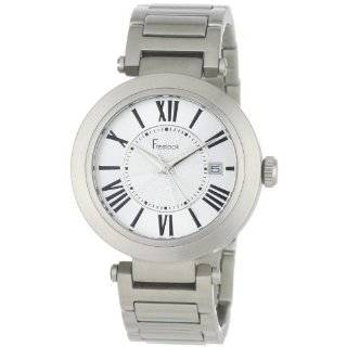 Womens HA1234M 4A Cortina Roman Numeral Matte Stainless Steel Watch