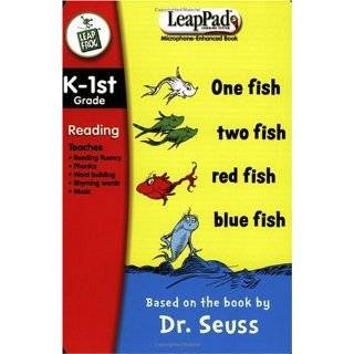 LeapPad K 1st Reading   Dr. Seuss One Fish, Two Fish