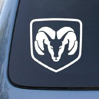 DODGE RAM   Vinyl Car Decal Sticker #1876  Vinyl Color