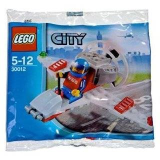 LEGO City Mini Figure Set #4899 Tractor Bagged Toys
