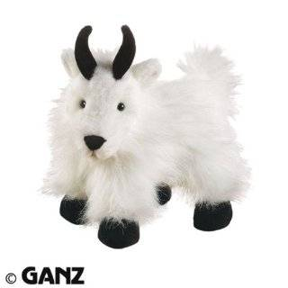 Webkinz Plush Stuffed Animal Mountain Goat