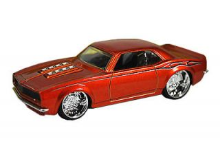 Hot Wheels 1968 Chevrolet Camaro G Machines 1 50 Diecast Car