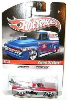Hot Wheels Custom 62 Chevy Diecast Car