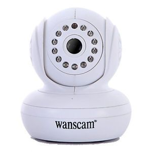 Official Wanscam Wireless Security IP Camera Baby Pet Home Monitor WiFi Cam CCTV