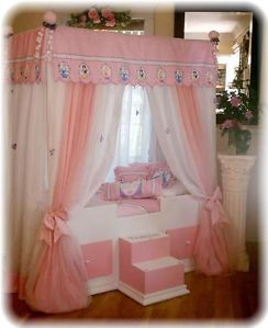 Toddler Disney Princess Canopy Bedding Girls Bed Canopy Bed Girls Furniture
