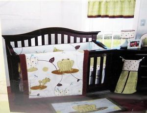Baby Boy Crib Bedding Sets Frogs