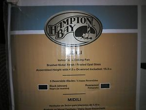 Hampton Bay Ceiling Fan Light Kit