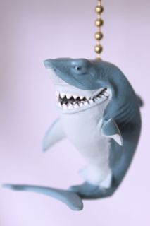 Disney Bruce Shark Fish Finding Nemo Novelty Home Decor Ceiling Fan Light Pull