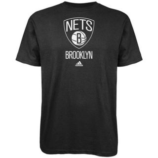 Adidas Brooklyn Nets Tee T Shirt All Sizes Super Fast Shipping