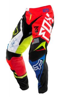 New 2014 Fox Racing Youth 360 Intake Pants Black Red 07062 017 MX ATV