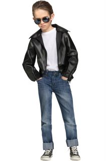 Grease T Bird Gang Child Jacket Halloween Costume