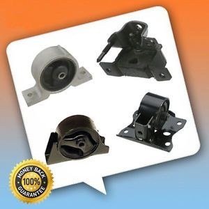 2000 2006 Nissan Sentra 1 8L 2 0L Transmission Engine Motor Mount Set 4 M239