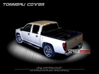 Hidden Snap Tonneau Cover 1994 2003 Chevy S10 S15 GMC Sonoma 6 ft Short Bed