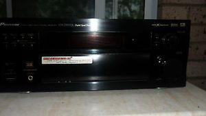Pioneer VSX D859TX Audio Video Multi Channel Receiver 1000W