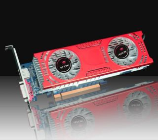 Afox AF6850 Radeon HD 6850 GDDR5 Graphics Card Low Profile Japan Made 378