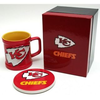 0193 684418 NFL Kansas City Chiefs Gift Set