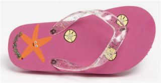 Fishflops Fish Flip Flops Kids Light Up Pink Sandal Starfish Girls Youth