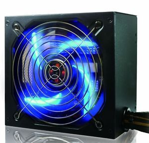 850W SLI Silent Quad LED 140mm Fan ATX Gaming PC Power Supply EPS 12V SATA PCIe