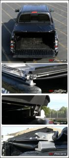Lock Roll Soft Tonneau Cover 2001 2003 F150 Styleside Super Crew Cab 5 5ft Bed