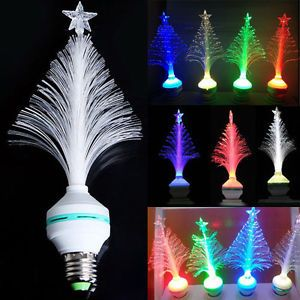 LED Stage Light Christmas Tree Shape Party Home Decoration Colorful Lighting F01