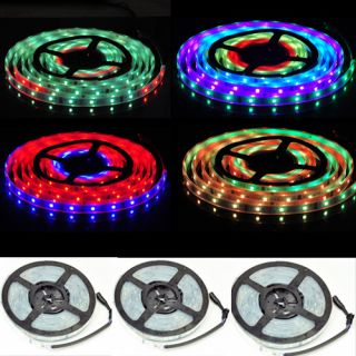 New 15M 3X5M 5050 SMD Flash Waterproof RGB Dream Color 133CHANGE LED Strip Light