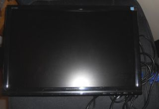 "Hannspree HF199H 19"" Widescreen Flat Panel Screen LCD Computer Monitor"