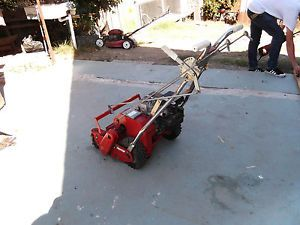 "20"" Tru Cut Classic Reel Mower P20 3 5 HP Brigs Stratton Motor Lawn Mower"