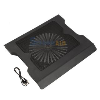 12 1 17 inch USB Folding Cooler Cooling Pad for Laptop Notebook High Quality