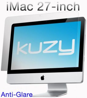 "Kuzy Anti Glare Screen Protector Filter for Apple iMac 27"" inch Mac Matte"