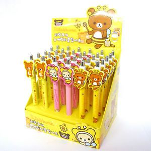 Wholesale Lot 30 Rilakkuma リラックマ Office School Supplies Mechanical Pencils Toys