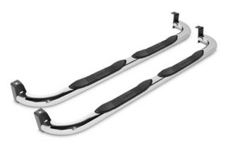 Dee Zee DZ371527 Chevy Silverado Nerf Side Step Bars Extended Cab Running