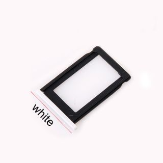 New White Sim Card Slot Tray Holder Replacement Part for Apple iPhone 3 3G 3GS