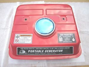 Chicago Electric Storm Cat 800W Portable Generator Parts Fuel Gas Tank