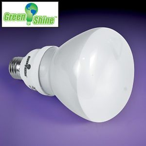 Flood CFL Light Bulb 15W Recessed Ceiling Lighting