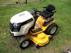 Cub Cadet Riding Lawn Mower SLTX1054