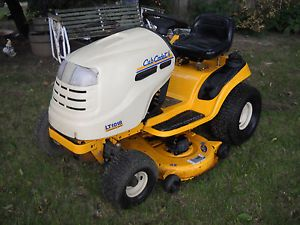"Cub Cadet LT1018 Hydro Riding Mower 42"" Deck Needs Work Indiana"