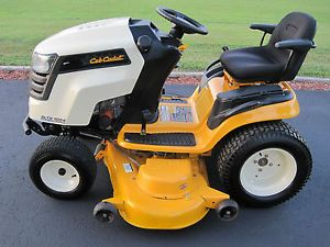 "Cub Cadet SLTX 1054 Riding Mower 35hrs 26HP Kohler VTwin 54"" Deck Very Nice"