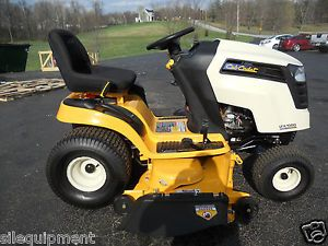 Cub Cadet LTX1050VT Riding Lawn Mower