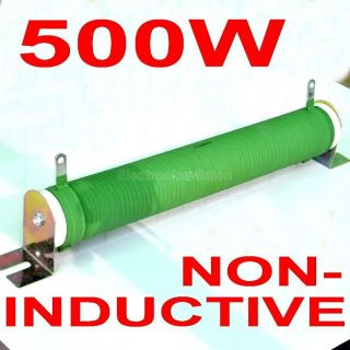 8 Ohm 500W Non Inductive High Power Resistor 500 Watts