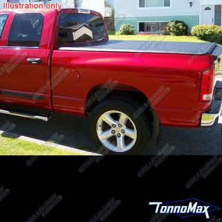 2005 2012 Toyota Tacoma 6ft Bed Soft 6' Lock Rollup Tonneau Cover