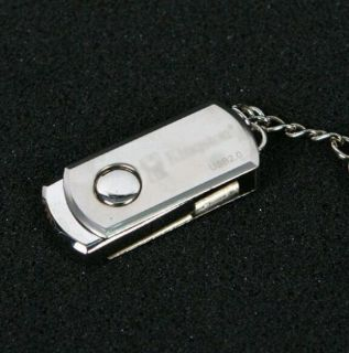 Stainless Steel 64GB USB Memory Flash Stick Thumb Pen Drive