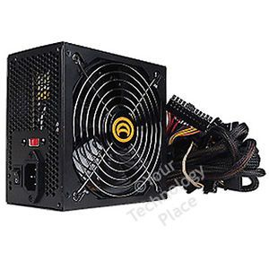 A Power AK800 800W Watt ATX Computer Power Supply Dual 12V Rails SATA PCIe