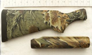 Remington 870 12 GA Stock Realtree Advantage Camo R3