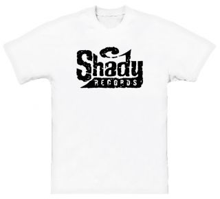 Shady Records Hip Hop Rap T Shirt