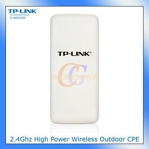TP Link WA5210 2 4GHz High Power Wireless Outdoor CPE Long Distance Access Point