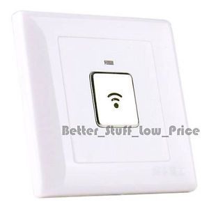 2 Wire System Wall Mount Sound and Motion Activated LED Light Switch 180 240V