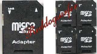 20 x 2GB 4GB 8GB 16GB 32GB Micro Card Adapter to SD Memory Card SHIP Same Day