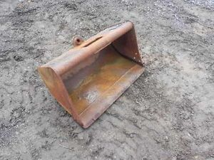 "Wain Roy CP 36"" Grading Clean Up Quick Attach Mini Excavator Backhoe Bucket Nice"