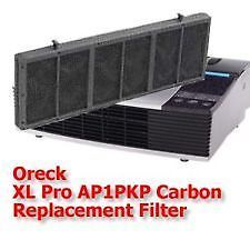 Replacement Charcoal Carbon Filter for Oreck XL Air Purifier Available